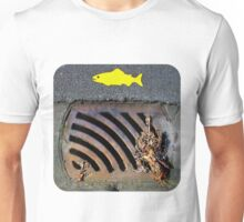 Yellow Fish  Unisex T-Shirt