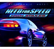 Need For Speed - High Stakes Photographic Print