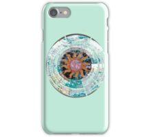 Sun Dial Compass iPhone Case/Skin