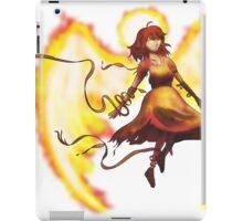 Angel of Vengeance iPad Case/Skin