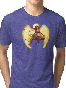 Angel of Vengeance Tri-blend T-Shirt