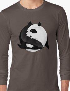 BW SHARK Vs PANDA Long Sleeve T-Shirt