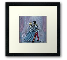 Dancing After Midnight Framed Print
