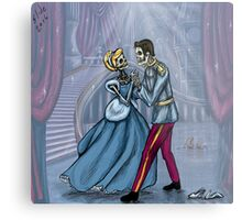 Dancing After Midnight Metal Print