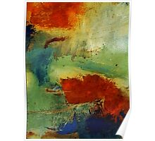 Abstract composition 64 Poster