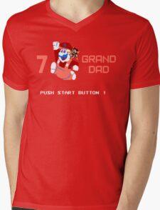 Grand Dad - Vinesauce Joel / gilvasunner Mens V-Neck T-Shirt