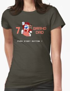 Grand Dad - Vinesauce Joel / gilvasunner Womens Fitted T-Shirt