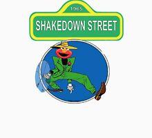 Shakedown on Sesame Street (elmo) Unisex T-Shirt
