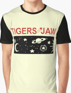 Tigers Jaw Space Tour Graphic T-Shirt