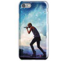 Colton Dixon-Galaxy iPhone Case/Skin