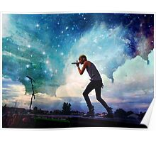 Colton Dixon-Galaxy Poster