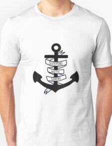 SWS Anchor Unisex T-Shirt