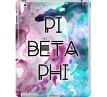 Pi Beta Phi iPad Case/Skin
