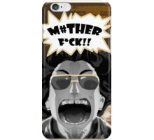 Sch YEAH  iPhone Case/Skin