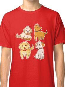 Some Dang Dogs!! Classic T-Shirt