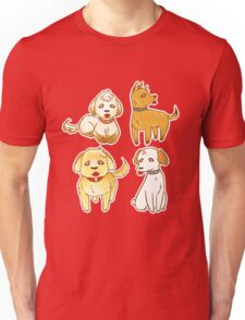 Some Dang Dogs!! T-Shirt