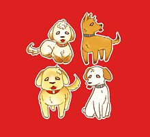 Some Dang Dogs!! Unisex T-Shirt