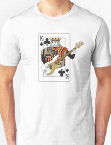 King Bass P Unisex T-Shirt