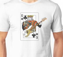 King Bass P Unisex T-Shirt