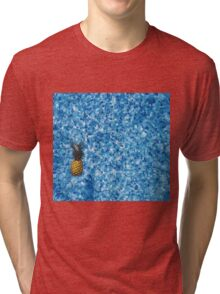 Pineapple Cool Breeze Tri-blend T-Shirt