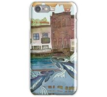 A View From The Waters iPhone Case/Skin
