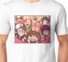 Scrapbook-ortunity Unisex T-Shirt