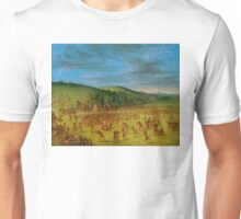 Ball-play of the Choctaw Unisex T-Shirt