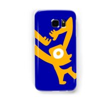 Cheez Television Man Samsung Galaxy Case/Skin
