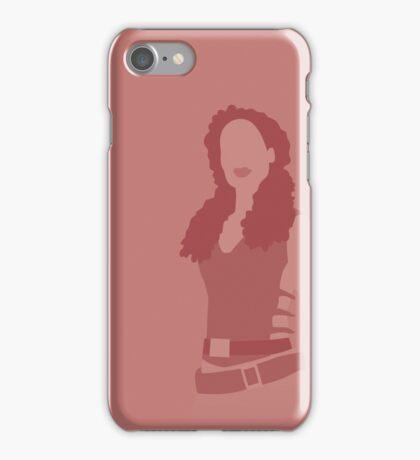 zoe, firefly iPhone Case/Skin