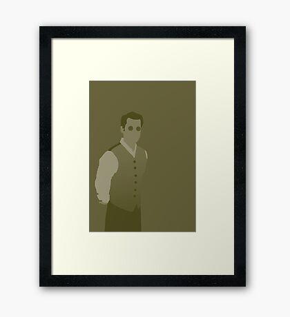 simon tam, firefly Framed Print