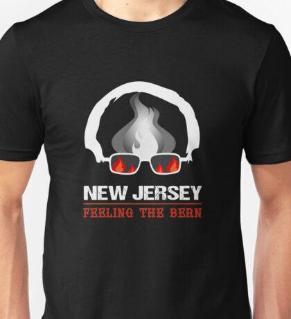 New Jersey Feeling The Bern Unisex T-Shirt