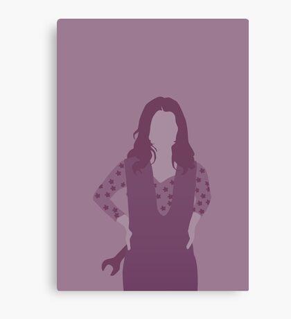 kaylee, firefly Canvas Print