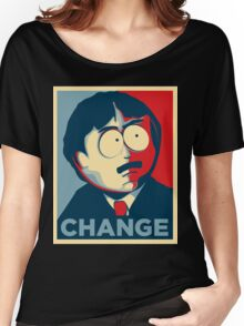 Randy Marsh Change Women's Relaxed Fit T-Shirt