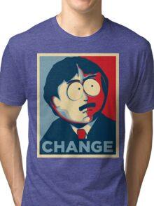 Randy Marsh Change Tri-blend T-Shirt