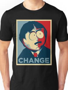 Randy Marsh Change Unisex T-Shirt