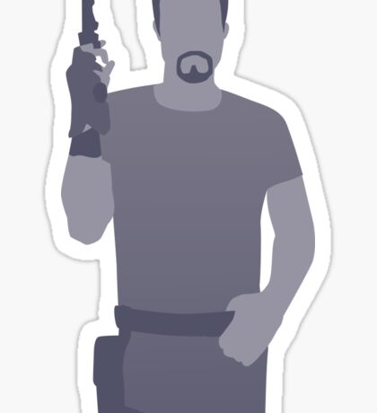 jayne, firefly Sticker