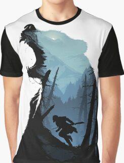 THE LAST BEAR : DESPERATED SCREAM Graphic T-Shirt