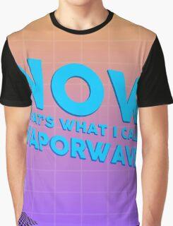 Vaporwave Dream Graphic T-Shirt