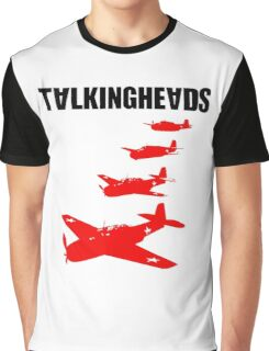 Talking Heads - Remain in Light (Back) Graphic T-Shirt
