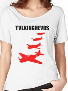 Talking Heads - Remain in Light (Back) Women's Relaxed Fit T-Shirt