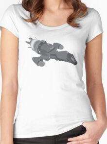 serenity, firefly Women's Fitted Scoop T-Shirt
