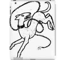 unleash the hounds iPad Case/Skin