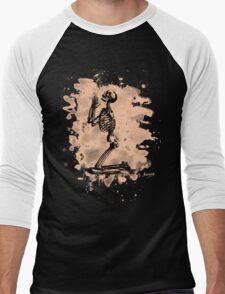 Prayer – bleached burnt Men's Baseball ¾ T-Shirt
