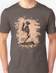 Prayer – bleached burnt Unisex T-Shirt