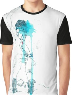 Chloe Price drawing Graphic T-Shirt