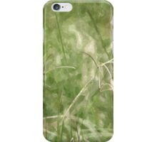 Paddock Grasses iPhone Case/Skin