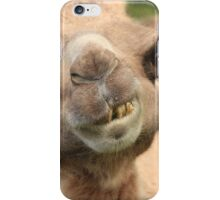 Camel Teeth and a Little Lunch iPhone Case/Skin