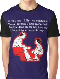 Billy's Easter Lesson Graphic T-Shirt