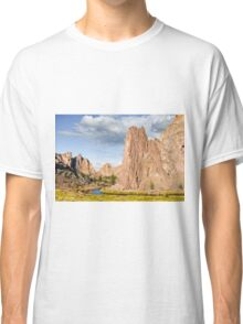 Smith Rock and the Crooked River Classic T-Shirt