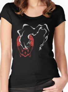 Darkrai Women's Fitted Scoop T-Shirt